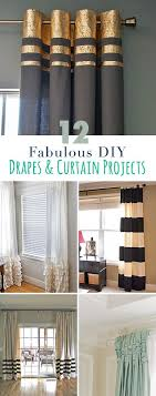 Curtains For Home Ideas 177 Best Curtains Images On Pinterest Easy Curtains Home Ideas
