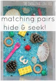 For Toddlers Toddler Play Matching Pairs Hide And Seek The Imagination Tree