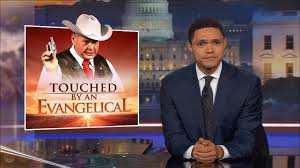 the daily show with trevor noah series comedy central official