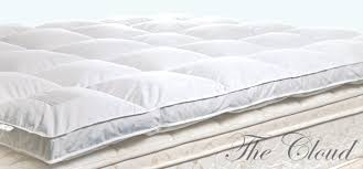 Feather Bed Topper Mattress Toppers