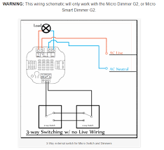 another aeon micro dimmer 3 way wiring question devices