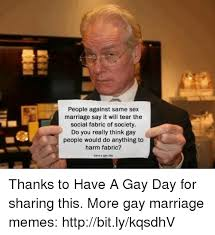 Same Sex Marriage Meme - 25 best memes about gay marriage memes gay marriage memes