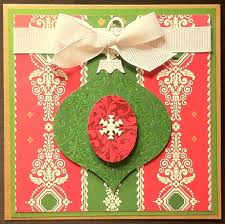 winter frolic ornament cards my scrapper