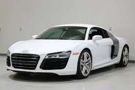 audi r8 2014 white 2014 audi r8 awd 5 2 quattro 2dr coupe 7a in troy mi city of cars