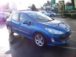 peugeot green used peugeot 308 2009 for sale motors co uk