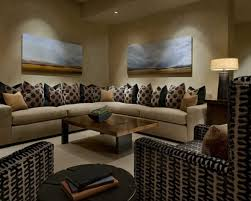 uncategorized simple living rooms trends with polka dot patter