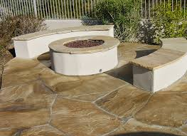 outdoor fireplaces desert reflections companies