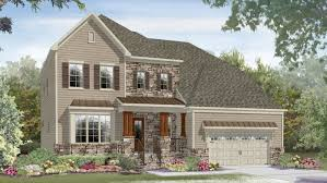 alexander floor plan in morgan park manors collection