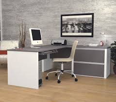 L Shaped Desk Gaming Captivating Best L Shaped Desk For Gaming Photo Decoration Ideas