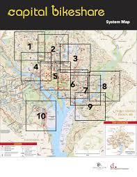 Capital Bike Share Map Useful Links Homes By Mason