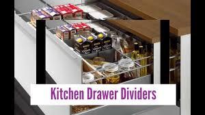 deep kitchen drawer organizer 20 cool ideas for u2013 trabel me