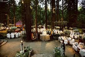 redwood forest wedding venue inside the extravagant wedding of and alexandra lenas