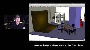 how to design a fantastic photography studio and gallery showroom