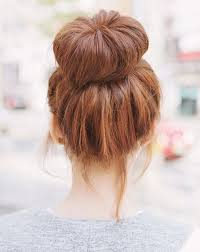 hairstyles with a hair donut best 25 donut bun hairstyles ideas on pinterest perfect bun