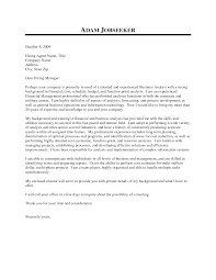 credit analyst cover letter sample guamreview com