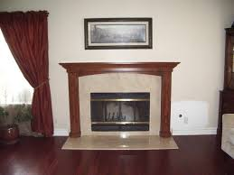 pleasing simple fireplace mantels marvelous ideas for decorating a