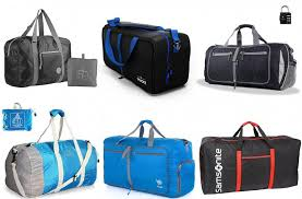 best travel bags images 10 best travel collapsible duffel bags jpg
