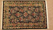 Silk Oriental Rugs Traditional Persian Oriental 100 Silk Area Rugs Ebay