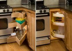 Roll Out Shelves by Kitchen Shelves Shelfgenie Of Connecticut