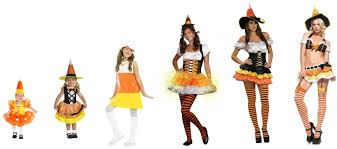 Candy Corn Halloween Costume U0027s Deal Sexualized Costumes