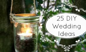 Diy Garden Wedding Ideas 25 Diy Wedding Ideas Care2 Healthy Living