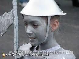 Tin Man Costume Cool Homemade Tin Man Costume