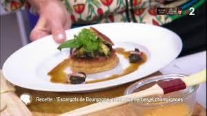 c est au programme recette de cuisine replay c est au programme c est au programme escargots de