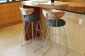 furniture comfy mid century bar stools for modern counter stools