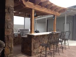 outdoor living extreme exteriors part outdoor kitchen and patio