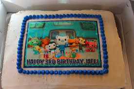 octonauts birthday cake walmart octonauts cake
