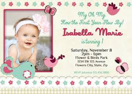 baby birthday invitations marialonghi com