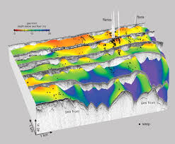 Elac Map Geo And Hydro Acoustic Manifestations Of Shallow Gas And Gas
