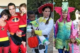 celebrities u0027 kids in halloween costumes zimbio