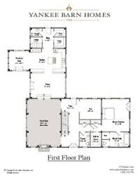 Post And Beam House Plans Floor Plans Post U0026 Beam House Plans And Timber Frame Drawing Packages By