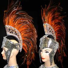 mardi gras mohawk warrior headdress mardi gras headdress samba