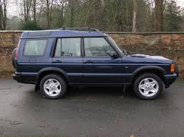vintage land rover discovery land rover discovery series 2 4 0 litre v8 es automatic with a lpg