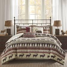 Northern Lights Comforters Loon Peak Daphne 7 Piece Herringbone Comforter Set U0026 Reviews Wayfair