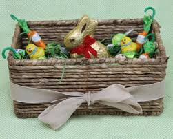 Easter Baskets Delivered How To Build The Perfect Easter Basket With Lindt Gold Bunny