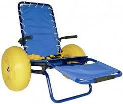 siege handicapé fauteuil roulant de plage tiralo fauteuil de mise à l eau pmr