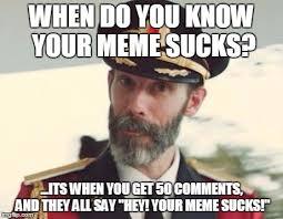 Know Yor Meme - captain obvious imgflip