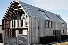 architectural holiday homes holiday rentals coastal barn