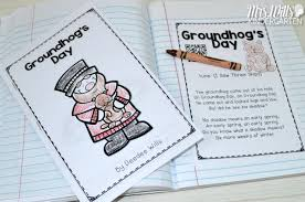 groundhog day lesson plans