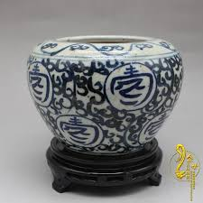Hand Painted Chinese Vase Online Get Cheap Chinese Vases Antique Blue Painted Aliexpress