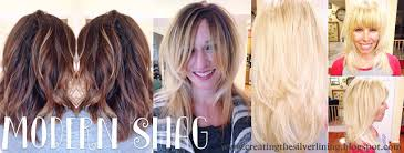 70 s style shag haircut pictures creating the silver lining spring haircut style trends blunt