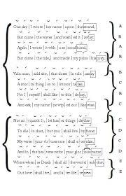 shakespearean spenserian u0026 petrarchan sonnets poemshape