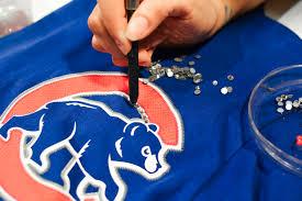 Cubs Flag Diy Chicago Cubs Sparkle Gear
