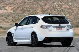 subaru wrx hatchback spoiler subaru wrx generations technical specifications and fuel economy