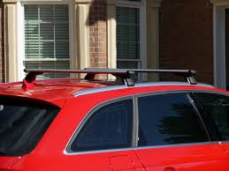 Audi Q5 Kayak Rack - long product review comparison prorack whispbar roof rack cross