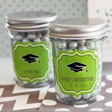 graduation party favors hats to you graduation mini jars graduation party
