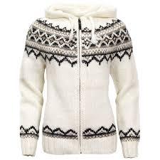 white wool sweater brynja wool sweater zip icewear